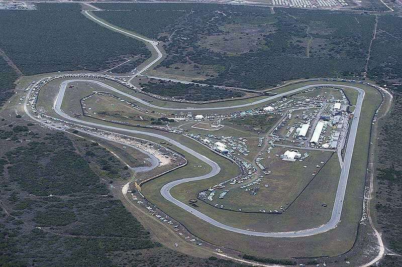 Aldo Scribante Raceway