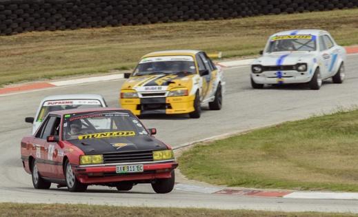 Regional racers at Aldo Scribante Raceway