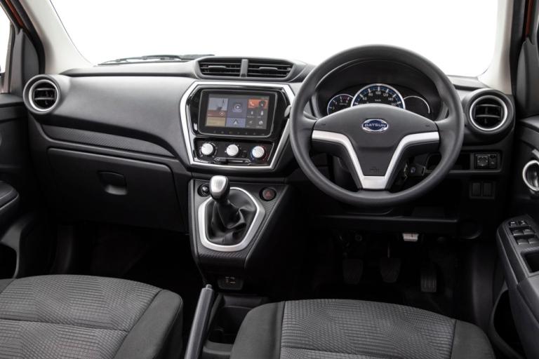 Datsun Go interior